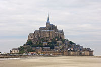 Le Mont-Saint-Michel, Normandie, France