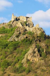Duernstein Burg - Duernstein castle 01