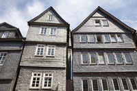 Slate houses, Herborn, Germany