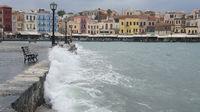 old port Chania, Crete