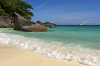 Dream beach on the Ko Similan Islands, Thailand