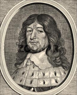 Frederick William of Brandenburg, 1620 - 1688,  Elector of the Holy Roman Empire