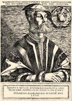 Bernd Knipperdolling 1495 - 1536, Anabaptist in Muenster