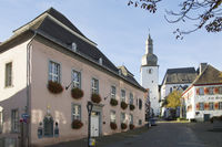Old town hall in Arnsberg, Germany