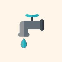 Drip Flat Icon