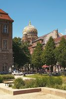 Synagogue Oranienburger Strasse Berlin Germany