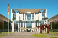 Federal Chancellery Berlin Germany