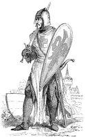 Leopold V, 1157 - 1194, Duke of Austria