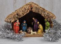 Weihnachtskrippe - Christmas crib
