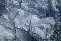 Ice surface