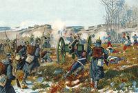 Battle of Villiers Franco-Prussian War
