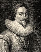 Charles I, 1600 - 1649, King of England