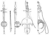 various forms of ancient Asian stringed instruments