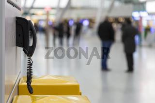Wandtelefon