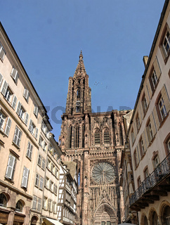 Straßburger Münster, Turm