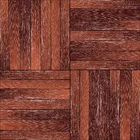 Vintage hardwood floor pattern