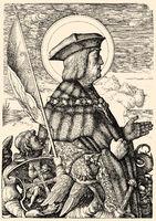 Maximilian I, 1459 -1519, Emperor of the Holy Roman Empire