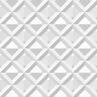 Seamless pattern - white and black geometric background. Modern simple gray square wallpaper