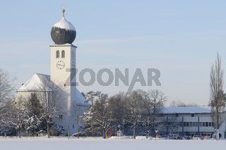 Kirche in Vaterstetten