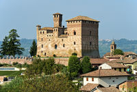 Castello di Grinzane Cavour, Piedmont, Italy
