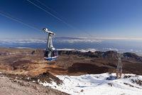 Luftseilbahn Teleferico del Teide, Teneriffa