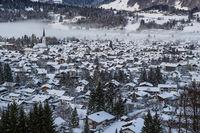 Oberstdorf, Oberallgäu, Allgäuer Alpen, Allgäu, Bayern, Deutschland, Europa