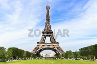 Unusual Eiffel Tower - Paris