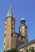 Goslar - Market Church St. Cosmas und Damian