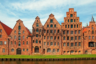 Salzspeicher Lübeck Deutschland