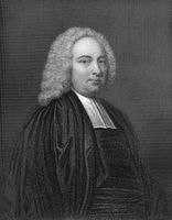 James Bradley, 1693-1762, an English astronomer