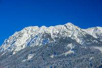 Rubihorn, 1957m und Geißalphorn, 1953m,  bei Oberstdorf, Oberallgäu, Allgäuer Alpen, Allgäu, Bayern, Deutschland, Europa