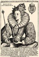 Elizabeth I, 1533 - 1603, Queen of England