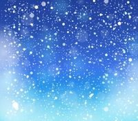 Snow theme background 3 - picture illustration.