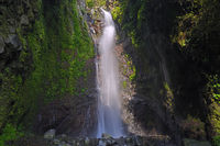 Wasserfall Yeh Mempeh , Nordbali, Bali, Indonesien