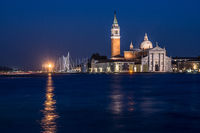 View of San Maggiore Church and campanile