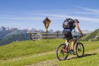 Cycling tour in Karwendel