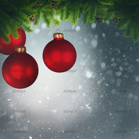 Abstract winter and Xmas backgrounds for your design