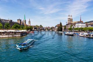 Schweiz, Zürich,