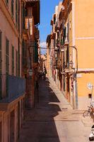 Blick auf Palma de Mallorca