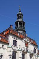 Lüneburg - Town hall