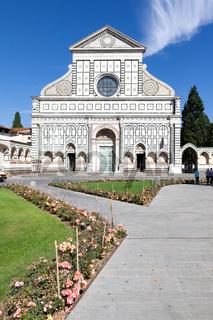 Santa Maria Novela Florence Italy
