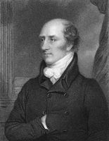 George Canning, 1770 - 1827, a British politician