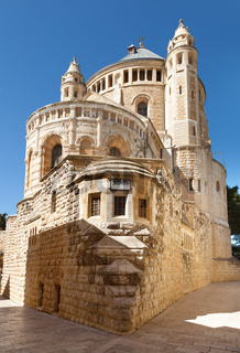 Dormition Abbey church