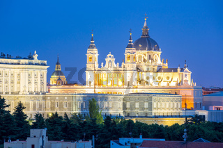 Madrid, Almudena Cathedral