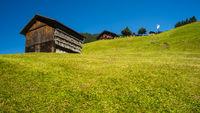Berggasthof Gaisalpe, bei Oberstdorf, Allgäu, Bayern, Deutschland, Europa