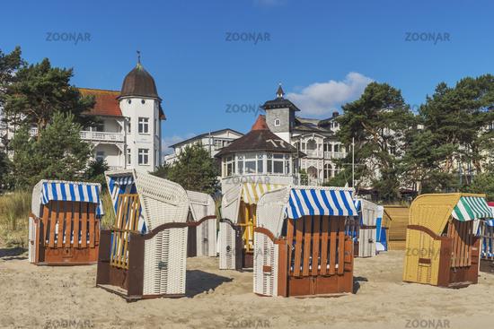 Ostseebad Binz, Deutschland | Baltic resort Binz, Germany