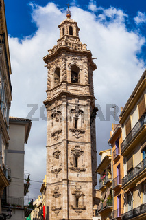 Metropolitan Basilica Cathedral - Valencia Spain
