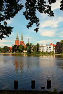 Lübecker Dom Deutschland