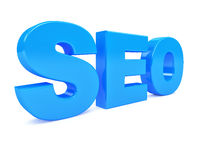 Search engine optimization symbol . 3d