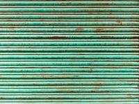 Green iron curtain